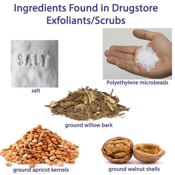drug store exfoliante