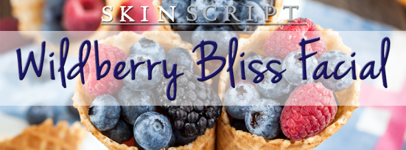 skin scripts wildberry facial