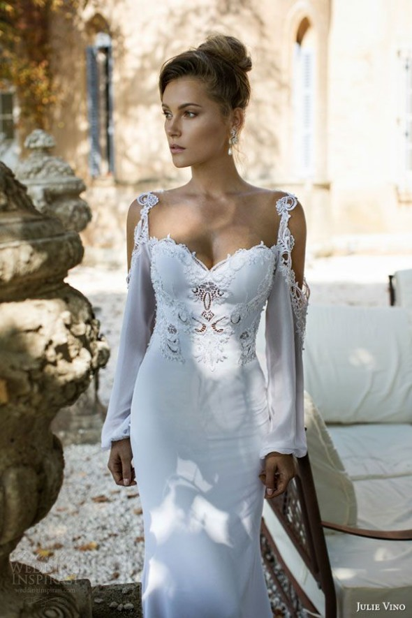 beautiful wedding gown 2
