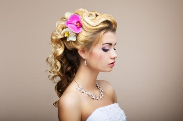 Brainerd Lakes Wedding Day Hair
