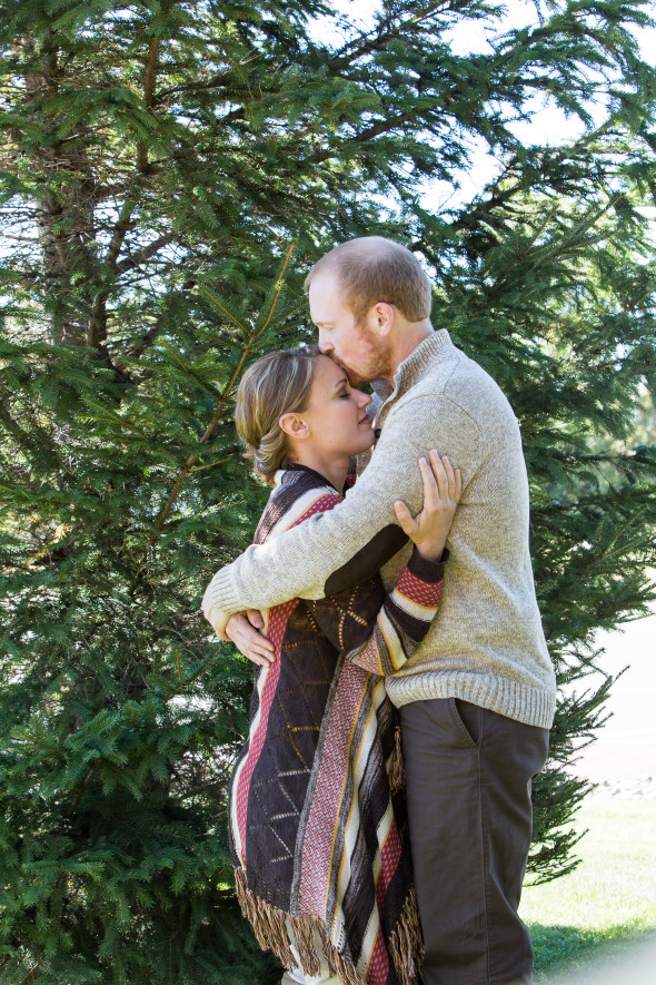 Engagment Photos in Crosslake MN