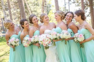 On Site Wedding Day Hair and Makeup in Brainerd MN