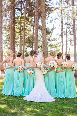 wedding updos at pine peaks in crosslake mn