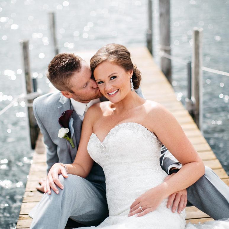 Wedding Hair & Airbrush Makeup at Craguns Resort