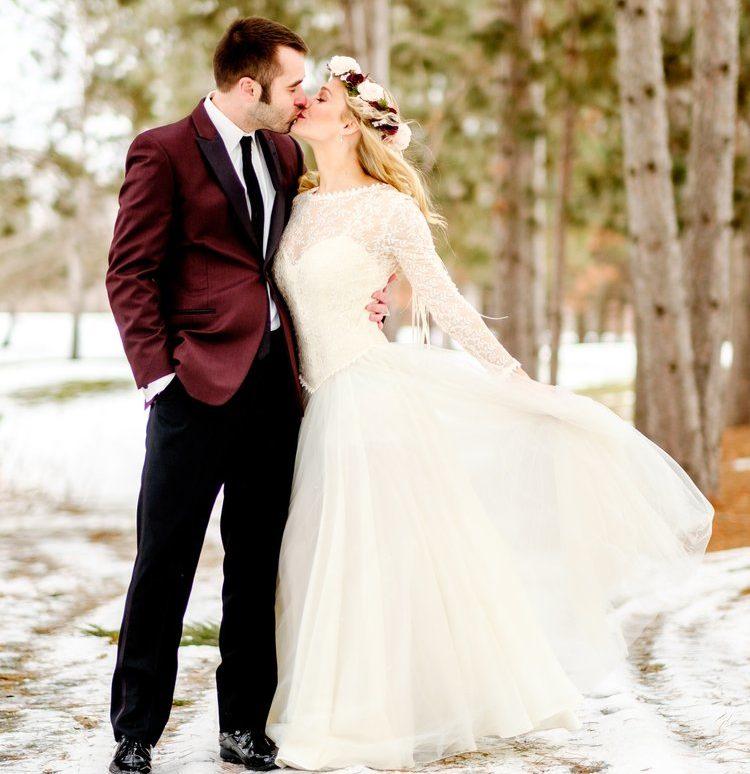 On Site Wedding Hair & Makeup with Tim Larsen Photography