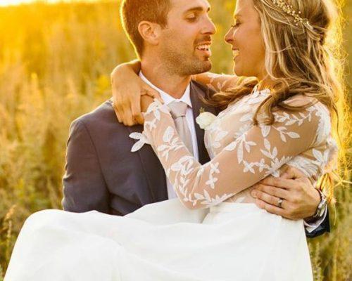 Airbrush Makeup & Boho Wedding Hair in Frazee MN