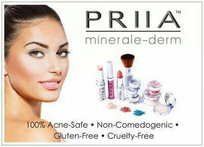 Why Priia Cosmetics?