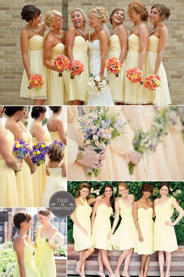 2015-soft-melon-yellow-wedding-color-ideas-and-bridesmaid-dresses-trends