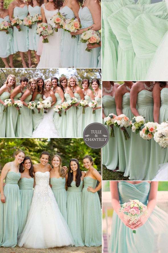 Top 10 Wedding Colors for Spring 2015 - Captivating Beauty