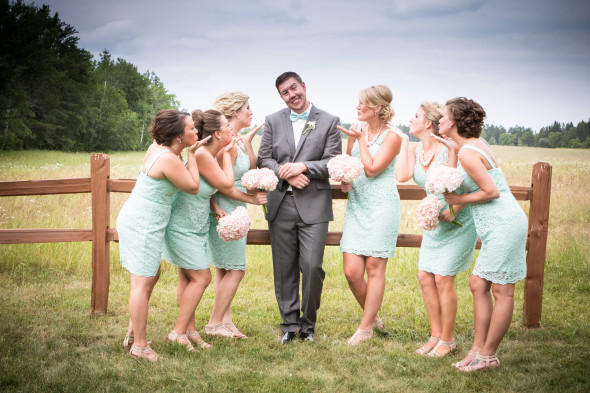 brainerd lakes bridal team