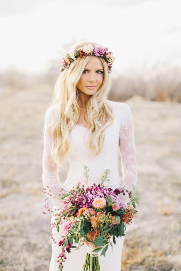 bride for blog on skincare