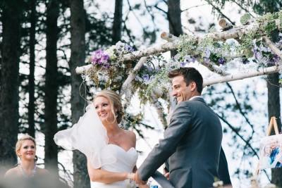 Captivating-Beauty Wedding at Pine Peaks