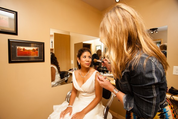 captivating beauty wedding day hair and airbrush makeup