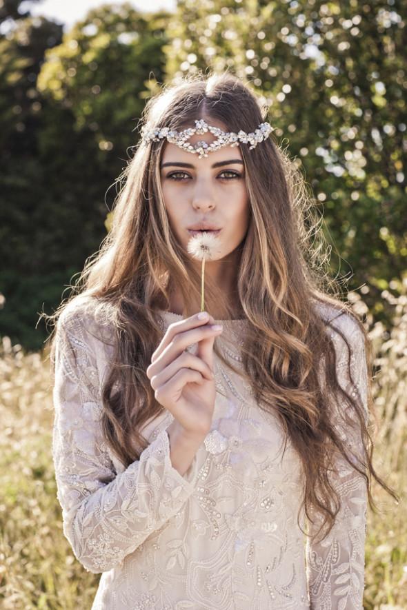 beautiful skin for bride