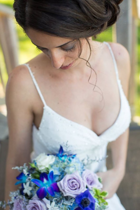 Grandview Lodge Summer Wedding with Captivating-Beauty