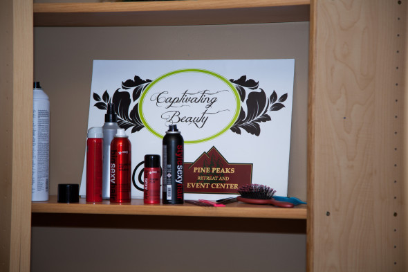 Captivating-Beauty at Pine Peaks Event Center