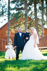 Pine Peaks Wedding by Xsperience Photography
