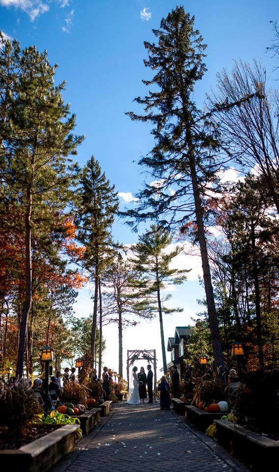 Destination Wedding in Brainerd MN