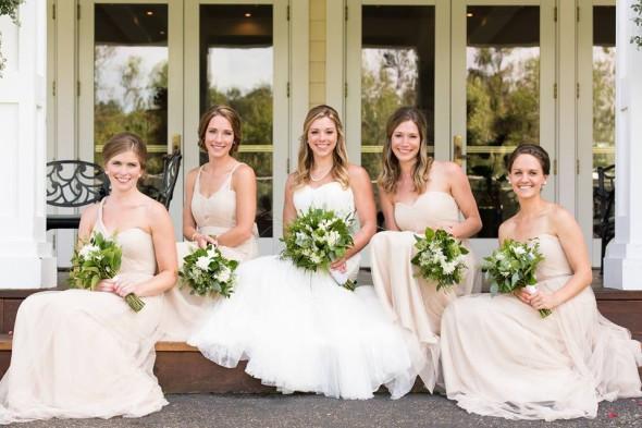 maddens resort with captivating beauty summer wedding