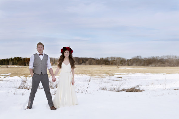 Boho Wedding Photoshoot in Brainerd MN with Samantha ...