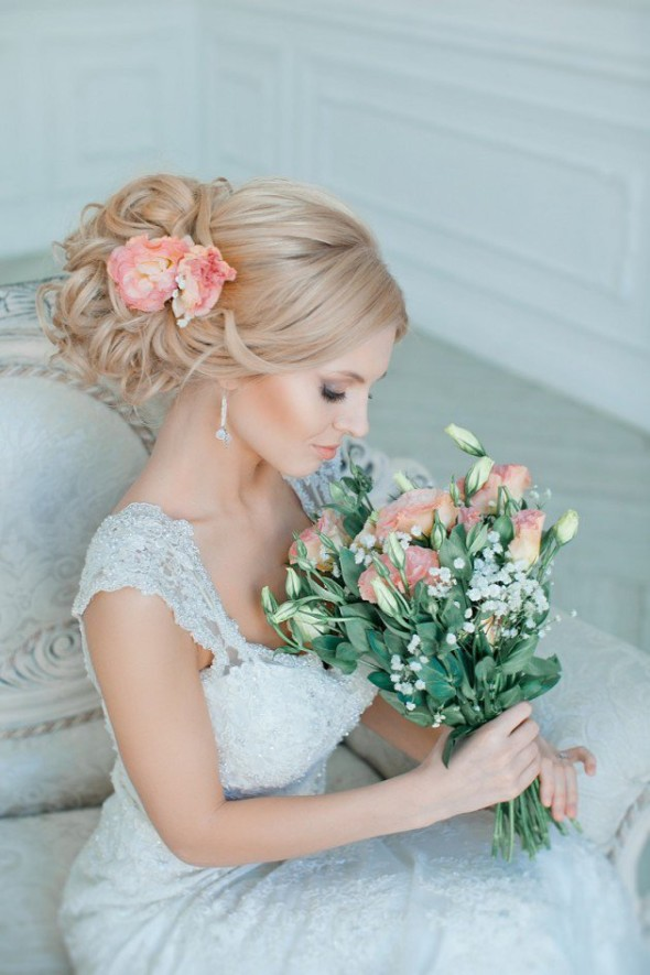 how to prepare for your wedding hair trial with captivating beauty