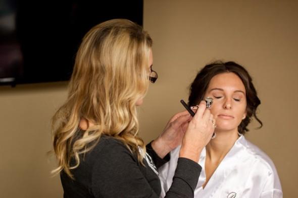 Airbrush Makeup at Grandview in Brainerd MN