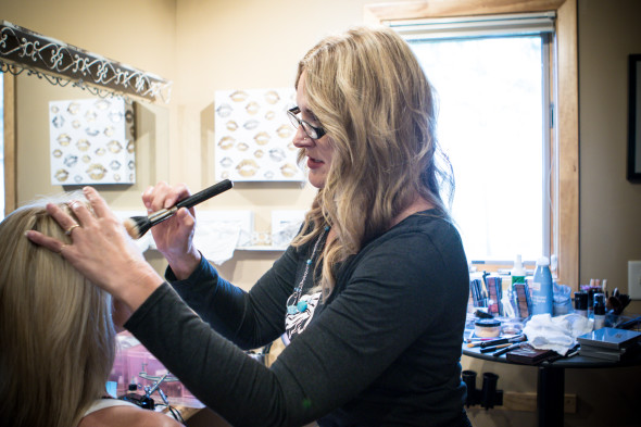bridal makeup in brainerd mn