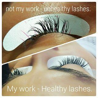 eyelash extensions in Baxter & Brainerd MN