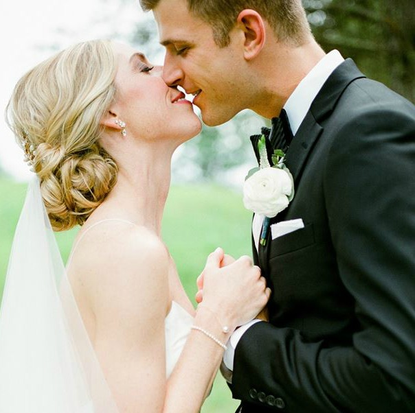 On Site Bridal Hair & Airbrush Makeup in Wisconsin