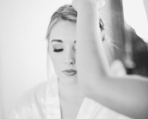 Bridal Hair & Airbrush Makeup at The NP Event Space