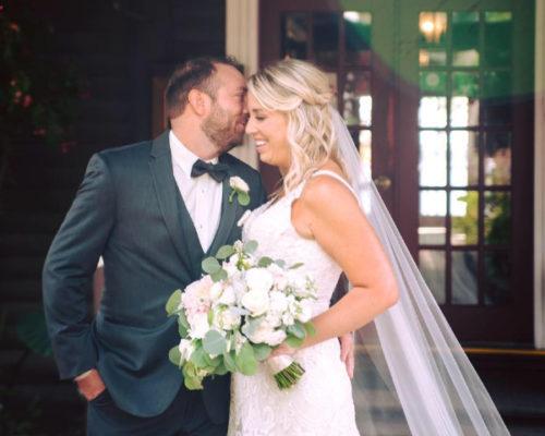 Bridal Hair & Makeup at Grandview Lodge