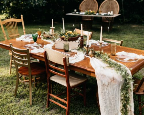 Wedding Rentals Brainerd